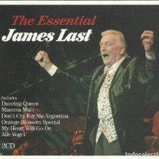 CDs de Música: JAMES LAST - THE ESSENTIAL - CD DOBLE METRO 2006 NUEVO. Lote 68691161