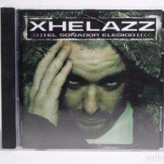 CDs de Música: XHELAZZ - EL SOÑADOR ELEGIDO. Lote 68703869