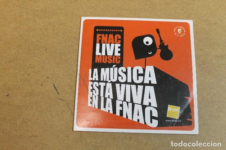 CD LA MUSICA ESTA VIVA EN EL FNAC (Música - CD's Otros Estilos)