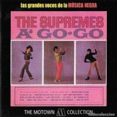 CDs de Música: THE SUPREMES - A' GO.GO - MOTOWN. Lote 68791601