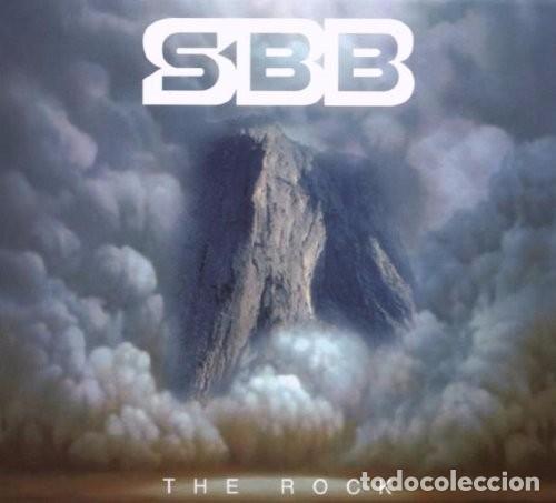 SBB - THE ROCK - CD DIGIPACK - ROCK PROGRESIVO (Música - CD's Rock)