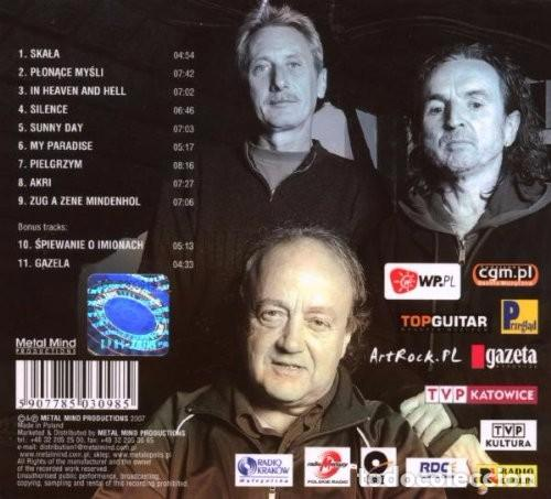 CDs de Música: SBB - The Rock - CD Digipack - Rock Progresivo - Foto 2 - 68849965