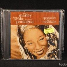 CDs de Música: RITA MARLEY, IGNACIO SCOLA, GREGORIO PANIAGUA - SPECTACLES FOR TRIBUFFALOS - CD. Lote 68855797