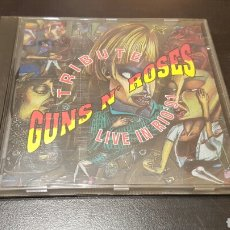 CDs de Música: GUNS N' ROSES - TRIBUTE LIVE IN RIO' 91. Lote 68873503