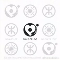 CDs de Música: SOUND OF LOVE - 2XCD . Lote 68926697