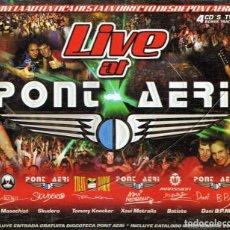 CDs de Música: CD LIVE AT PONT AERI ( 4 CD). Lote 68964825