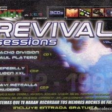 CDs de Música: CD REVIVAL SESSIONS VOL. 3 (PRECINTADO). Lote 68966157