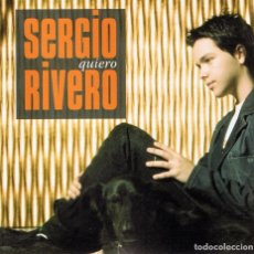 CDs de Música: CD SERGIO RIVERO ¨QUIERO¨. Lote 68967965