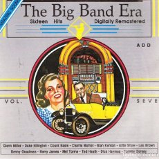 CDs de Música: CD THE BIG BAND ERA VOL. 7 . Lote 68971233