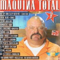 CDs de Música: CD MAQUINA TOTAL 8 (2 CD). Lote 68971709