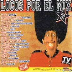 CDs de Música: CD LOCOS POR EL MIX 2. Lote 68972297