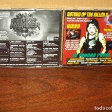 CDs de Música: METAL HAMMER - RETURN OF THE KILLER B - CD . Lote 69064037