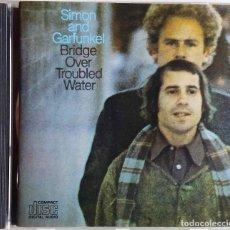 CDs de Música: SIMON AND GARFUNKEL. BRIDGE OVER TROUBLED WATER. CD 11 TEMAS. Lote 69092497
