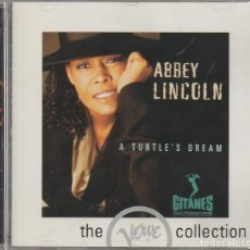 CDs de Música: JAZZ THE VERVE COLLECTION - ABBEY LINCOLN / A TURTLES DREAM (CD VERVE). Lote 69263997