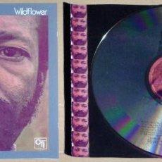 CDs de Música: HANK CRAWFORD: WILDFLOWER (REMASTERED) - JAZZ. Lote 69274953