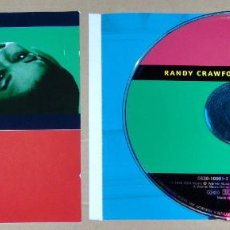 CDs de Música: RANDY CRAWFORD: NAKED AND TRUE - JAZZ. Lote 69275721