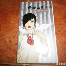 CDs de Música: OJOS DE BRUJO AOCANA REMIXES DOBLE CD DIGIPACK PRECINTADO DEL AÑO 2009 FORMATO DELUXE . Lote 69287673