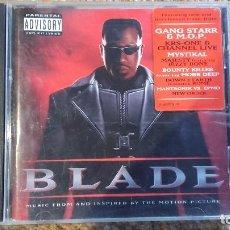 CDs de Música: BLADE , BSO , CD. Lote 69351185