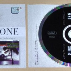 CDs de Música: VIC DAMONE: THE LIVELY ONES/STRANGE ENCHANTMENT (2-ÁLBUMS-EN-1-CD) (REMASTERED). Lote 69395165