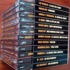 CDs de Música: EFE EME: GRANDES CLÁSICOS DEL POP Y ROCK DE AQUÍ. 12 CDS. LOQUILLO, M CLAN, NACHA POP, CELTAS CORTOS. Lote 69425865