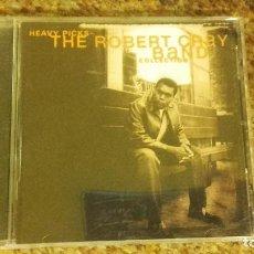 CDs de Música: THE ROBERT CRAY BAND COLLECTION , HEAVY PICKS , CD. Lote 69429233