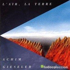 CDs de Música: ACHIM GIESELER - L´ AIR LA TERRE. Lote 69479593