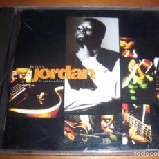 CDs de Música: CD DE RONNY JORDAN, THE QUIET REVOLUTION. EDICION ISLAND DE 1993.. Lote 69512045