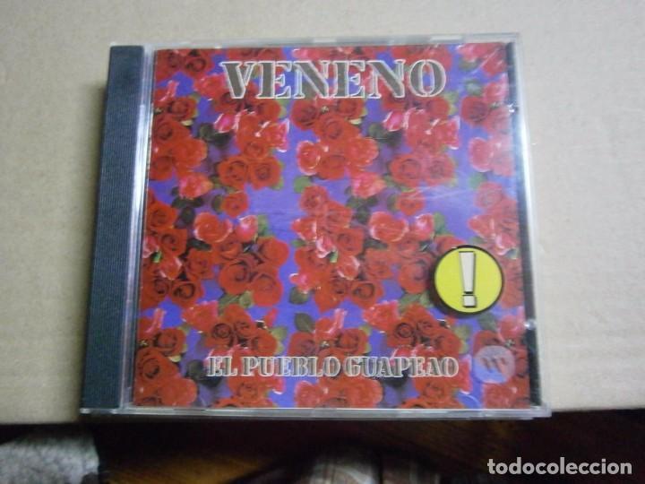 VENENO EL PUEBLO GUAPEAO (Música - CD's Flamenco, Canción española y Cuplé)