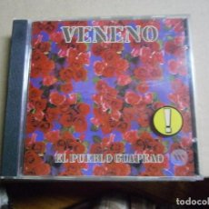 CDs de Música: VENENO EL PUEBLO GUAPEAO. Lote 69535857