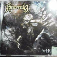 CDs de Música: HEAVENLY VIRUS 2007. Lote 69543505