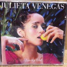 CDs de Música: JULIETA VENEGAS. LIMÓN Y SAL. CD / SONY-BMG - 2006. 14 TEMAS / CALIDAD LUJO.. Lote 69614137