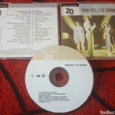 CDs de Música: DIANA ROSS & THE SUPREMES LO MEJOR CD VENEZUELA . Lote 69690826