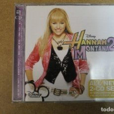CDs de Música: CD HANNAH MONTANA 2 DISNEY. Lote 69713985