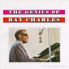 CDs de Música: RAY CHARLES - THE GENIUS OF RAY CHARLES (CD). Lote 69714993