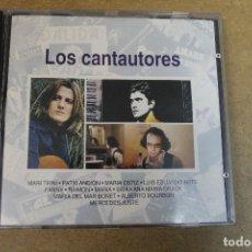 CDs de Música: CD LOS CANTAUTORES. Lote 69718017