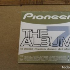 CDs de Música: TRIPLE CD PIONEER THE ALBUM LA MEJOR MUSICA DANCE DEL PLANETA. Lote 69726685