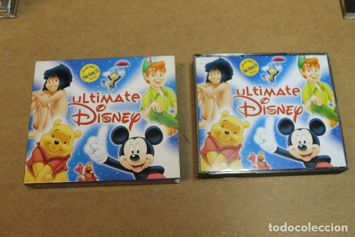 TRIPLE CD ULTIMATE DISNEY (Música - CD's Otros Estilos)