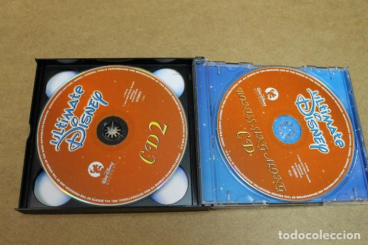 CDs de Música: TRIPLE CD ULTIMATE DISNEY - Foto 3 - 69769153