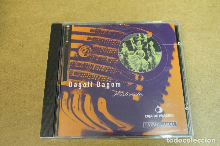 CD DAGOLL DAGOM HISTORIETES (Música - CD's Otros Estilos)