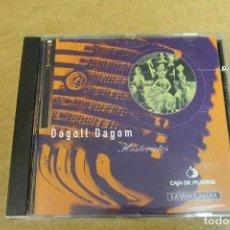 CDs de Música: CD DAGOLL DAGOM HISTORIETES. Lote 69771093