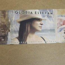 CDs de Música: GLORIA ESTEFAN 90 MILLAS CD+DVD DE LUXE EDITION CON LIBRETO. Lote 69773369