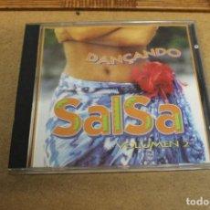 CDs de Música: CD DANÇANDO SALSA VOL 2. Lote 69774773