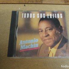 CDs de Música: CD ANTONIO MACHIN TODOS SUS EXITOS. Lote 69775549