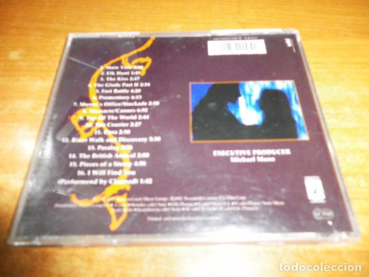 CDs de Música: THE LAST OF THE MOHICANS EL ULTIMO MOHICANO BANDA SONORA CD 1992 ALEMANIA TREVOR JONES RANDY EDELMAN - Foto 2 - 69776185