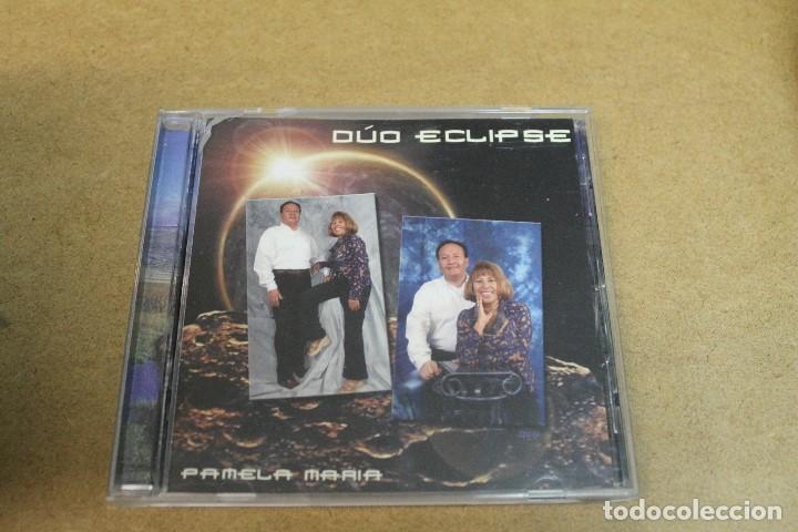 CD DUO ECLIPSE PAMELA MARIA RARISIMO (Música - CD's Otros Estilos)