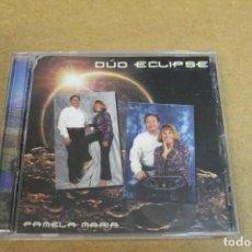 CDs de Música: CD DUO ECLIPSE PAMELA MARIA RARISIMO. Lote 69780453