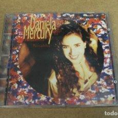 CDs de Música: CD DANIELA MERCURY MUSICA DE RUA. Lote 69780805