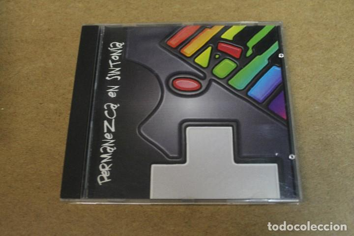 CD PERMANEZCA EN SINTONIA (Música - CD's Otros Estilos)