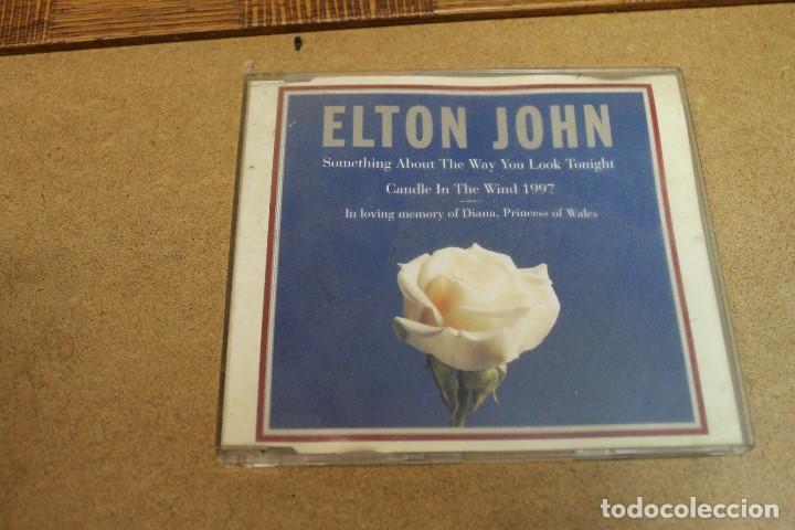 CD ELTON JOHN EN MEMORIA A LA PRINCESA DIANA (Música - CD's Otros Estilos)