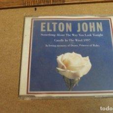 CDs de Música: CD ELTON JOHN EN MEMORIA A LA PRINCESA DIANA. Lote 69789985